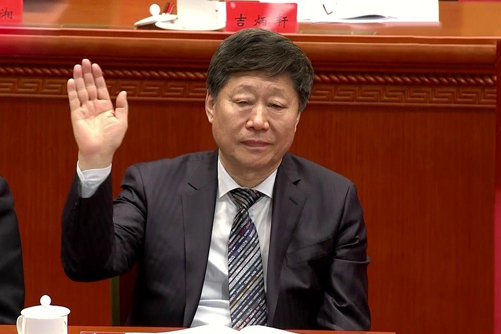 2018.:张瑞敏被授予